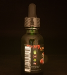 CBD Oil Tincture, 1000mg, Strawmelon Flavor
