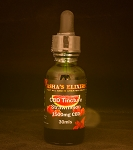 CBD Oil Tincture, 1500mg, Strawmelon Flavor